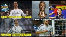 Los 10 mejores memes que dejó el Atlético vs. Real Madrid
