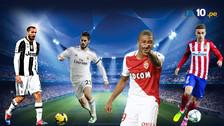 El once ideal de la vuelta de las semifinales de la Champions League