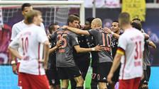 Robben eludió a dos rivales y anotó un golazo en triunfo de Bayern Munich