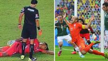 Las 10 simulaciones más absurdas en el fútbol
