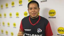 """Luis Salazar: """"Llegaré en mi mejor nivel al Mundial de PES y puedo traerme esa copa"""""""