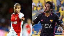 Benzema comparó a Mbappé con Neymar por este detalle