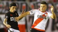 Melgar cayó 3-2 ante River Plate y fue eliminado de la Copa Libertadores
