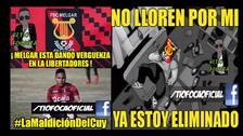 Memes se burlan de Melgar y su derrota ante River Plate