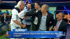 El 'Loco' Gatti se enfureció y casi agrede a periodista en vivo
