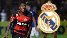 ¿Vinicius Junior ya es nuevo jugador del Real Madrid?