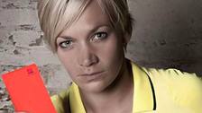 Bibiana Steinhaus será la primera mujer en arbitrar en la Bundesliga