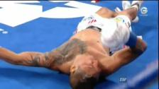Así fue el nocaut en el segundo round de Jonathan Maicelo