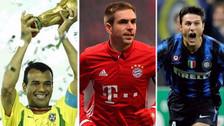 Los 10 mejores laterales derechos de la historia del fútbol