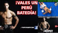 Jonathan Maicelo es protagonista de los memes tras perder su pelea