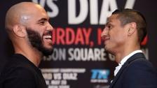 El mensaje de respeto entre Jonathan Maicelo y Ray Beltrán después de la pelea