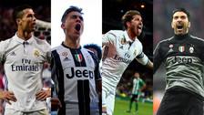 Real Madrid o Juventus, ¿quién tiene el mejor equipo hombre por hombre?