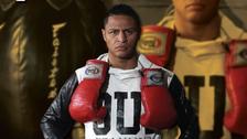 Tras la derrota: Jonathan Maicelo publicó inédita foto de su juventud