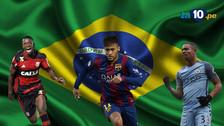 Los 5 futbolistas brasileños más caros de la historia