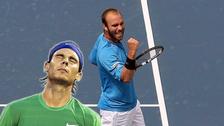 En el US Open: el día que Luis Horna doblegó a Rafael Nadal con punto de infarto