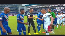 Fox Sports confundió a Minzum Quina con futbolista brasileño