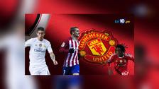 Antoine Griezmann y los nuevos fichajes de Manchester United, según AS