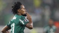 Zé Roberto batió histórico récord en la Copa Libertadores