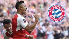 Selección Chilena 'anunció' por error el pase de Alexis Sánchez a Bayern Munich