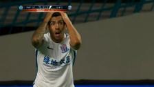 La gran jugada de Carlos Tévez que no terminó en gol