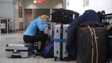 Pasajeros de British Airways varados por fallo informático