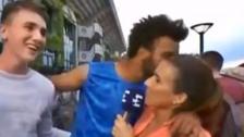 Maxime Hamou fue expulsado de Roland Garros por tocamientos indebidos a periodista