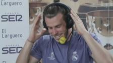 Bale sorprendió hablando en español por primera vez desde que llegó al Real Madrid
