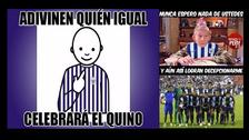 Alianza Lima cayó 1-0 ante Independiente y se convirtió en blanco de memes