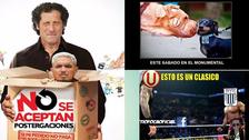 Los memes de la antesala del duelo Alianza Lima vs. Universitario