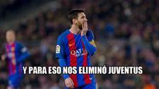 Messi está en la mira de los memes tras la Duodécima de Real Madrid