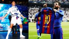 El trolleo a Lionel Messi que le gustó a Cristiano Ronaldo en Instagram