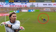 ¿Por culpa de este blooper? Diego Carranza se retira del fútbol