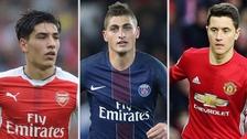 Los jugadores que Barcelona buscará contratar para la siguiente temporada