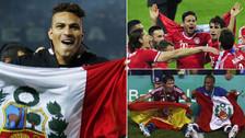 Día de la Bandera: futbolistas peruanos que celebraron con el símbolo patrio