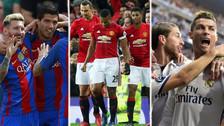 Los 10 clubes más valiosos del mundo