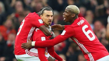 La mala noticia que Manchester United le dio a Zlatan Ibrahimovic