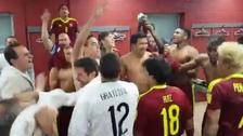 Así festejó Venezuela el pase a la final del Mundial Sub 20