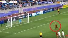 Peñaranda perdió penal ante Inglaterra en la final del Mundial Sub 20