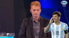 Video | Liberman volvió a criticar a Messi por su bajo nivel con Argentina