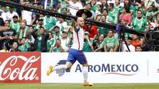 Michael Bradley anotó un golazo de 'sombrerito' ante México