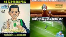 México y Estados Unidos protagonizan los memes tras empate en las Eliminatorias