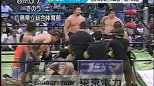 YouTube | Se cumplen 8 años de la muerte en el ring de Mitsuharu Misawa