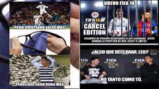 Los mejores memes de Cristiano Ronaldo tras denuncia por fraude fiscal