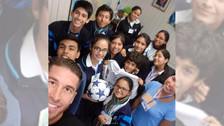 Video | Así se despidió Sergio Ramos del Perú