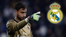 Donnarumma no renovará su contrato con el Milan y negociaría con Real Madrid