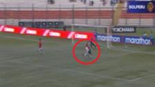 YouTube | Ítalo Regalado anotó golazo de 'chalaca' en triunfo de Municipal