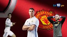 El United ofrecerá 200 millones de euros por Cristiano y Morata, según prensa