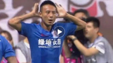 YouTube | Compañero de Carlos Tévez celebró gol imitando a Juan Riquelme