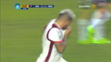 Juan Vargas anotó de penal y le dio el empate a Universitario