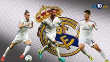 Así sería el once de Real Madrid sin Cristiano Ronaldo
